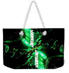 Crazy Contagious Weekender Tote Bag