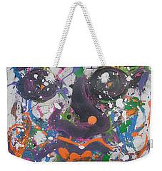 Crazy Day Weekender Tote Bag