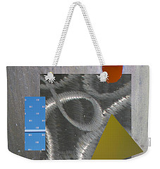 Crazy Eights Weekender Tote Bag by Paul Moss