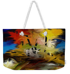 Crazy Nature Weekender Tote Bag by Rushan Ruzaick