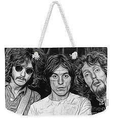 Cream Eric Clapton Collection Weekender Tote Bag