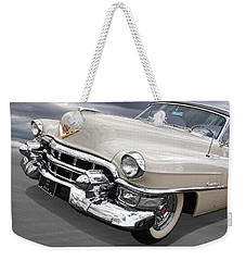 Cream Of The Crop - '53 Cadillac Weekender Tote Bag