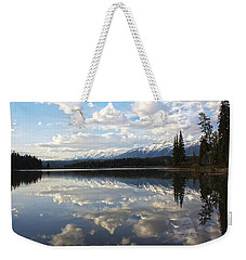 Created - He Is Calling Weekender Tote Bag