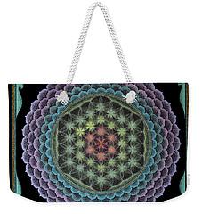 Creating My Heaven On Earth Weekender Tote Bag