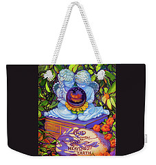 Garden Wisdom 1-creation Weekender Tote Bag
