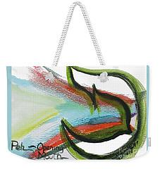 Creation Pey Weekender Tote Bag