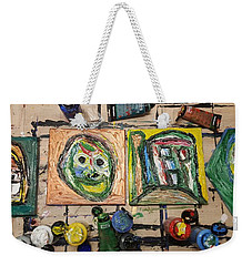Creative Bench Weekender Tote Bag