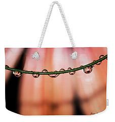 Creative Curve Weekender Tote Bag