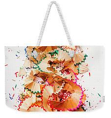 Creative Mess Weekender Tote Bag