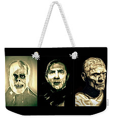 Creature Feature Weekender Tote Bag
