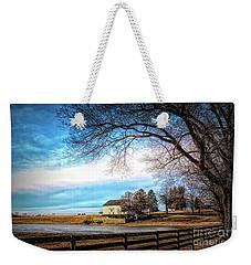 Crebilly Farm, West Chester, Pennsylvania Usa Weekender Tote Bag