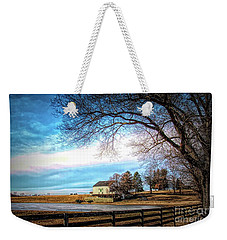 Crebilly Farm, West Chester, Pennsylvania Usa Weekender Tote Bag