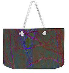 Creek Artistic #f5 Weekender Tote Bag by Leif Sohlman