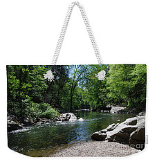 Creek Weekender Tote Bag