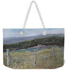 Creek Walk Weekender Tote Bag