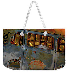 Weekender Tote Bag featuring the photograph Creepers by Trish Mistric