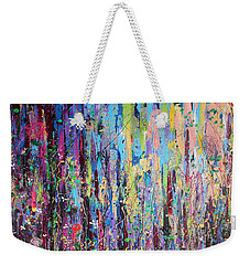 Creeping Beauty - Large Work Weekender Tote Bag