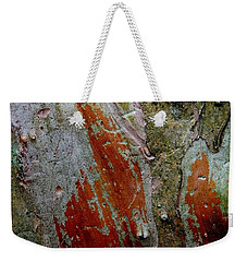 Crepe Myrtle Abstract3 Weekender Tote Bag