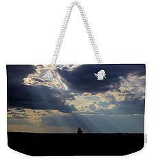 Crepuscular Rays Weekender Tote Bag