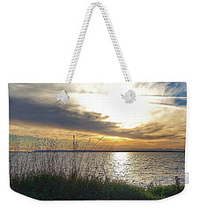 Crescent Beach, Bc Weekender Tote Bag by Heather Vopni