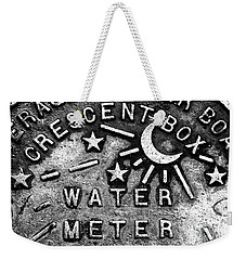 Crescent Box New Orleans Weekender Tote Bag