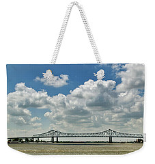 Crescent City Connection Weekender Tote Bag