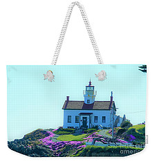 Crescent City Lighthouse Weekender Tote Bag