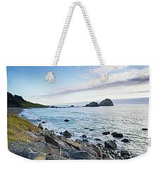 Crescent City Sunset Weekender Tote Bag