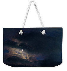 Crescent Moon In Hocking Hilla Weekender Tote Bag