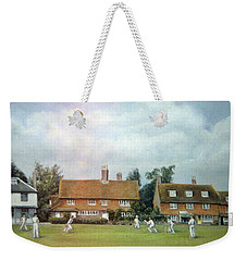 Cricket On The Green Weekender Tote Bag