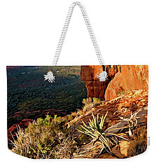 Crimson Cliffs 08-064 Weekender Tote Bag