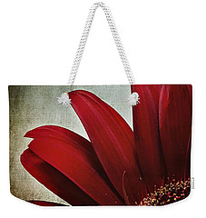 Crimson Drama Queen Weekender Tote Bag