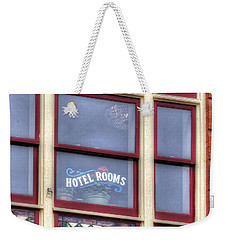 Cripple Creek Hotel Rooms 7880 Weekender Tote Bag