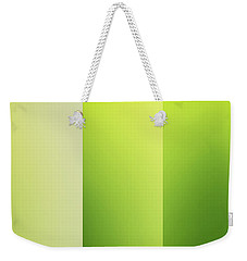 Crisp Weekender Tote Bag by Tom Druin