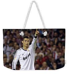 Cristiano Ronaldo 31 Weekender Tote Bag