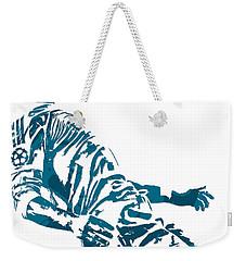 Cristiano Ronaldo Real Madrid Pixel Art 2 Weekender Tote Bag