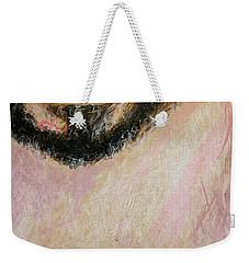 Cristo Face Art Weekender Tote Bag