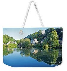 Cromford Millpond Weekender Tote Bag