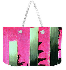 Crooked Steps Weekender Tote Bag