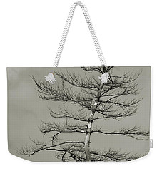 Crooked Tree Weekender Tote Bag