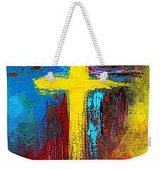 Cross 2 Weekender Tote Bag
