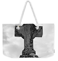 Cross Weekender Tote Bag