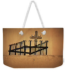 Cross Of San Jose De Gracia Weekender Tote Bag