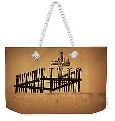 Cross Of San Jose De Gracia Weekender Tote Bag by Nadalyn Larsen