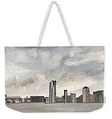 'cross The Mersey Weekender Tote Bag