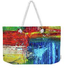 Crossroads Weekender Tote Bag by Everette McMahan jr