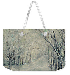 Crossroads From The Dee Street Series Weekender Tote Bag
