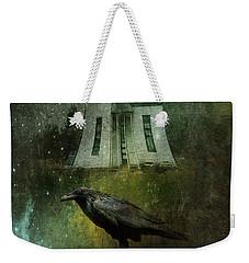 Crow House Weekender Tote Bag