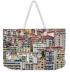 Crowded House Weekender Tote Bag