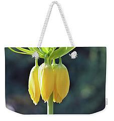 Crown Lily Weekender Tote Bag